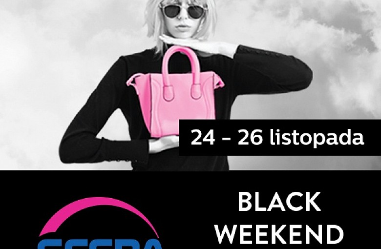 Galeria Sfera zaprasza na Black Weekend!
